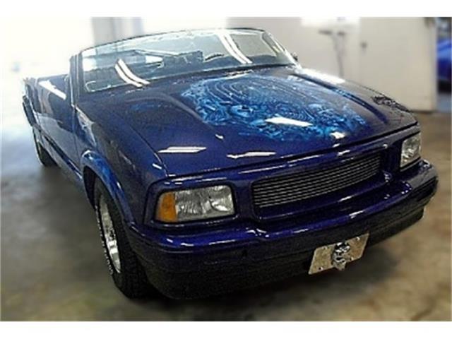 1997 GMC Sonoma | 502605