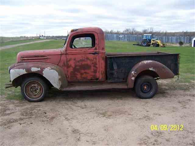 1942 Ford 1/2 Ton Pickup | 500295