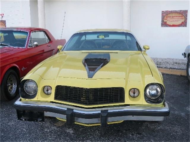 1976 Chevrolet Camaro | 503078