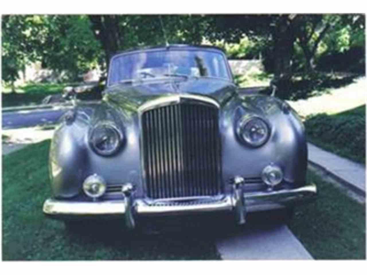 1957 bentley s1 for sale cc 503918. Black Bedroom Furniture Sets. Home Design Ideas