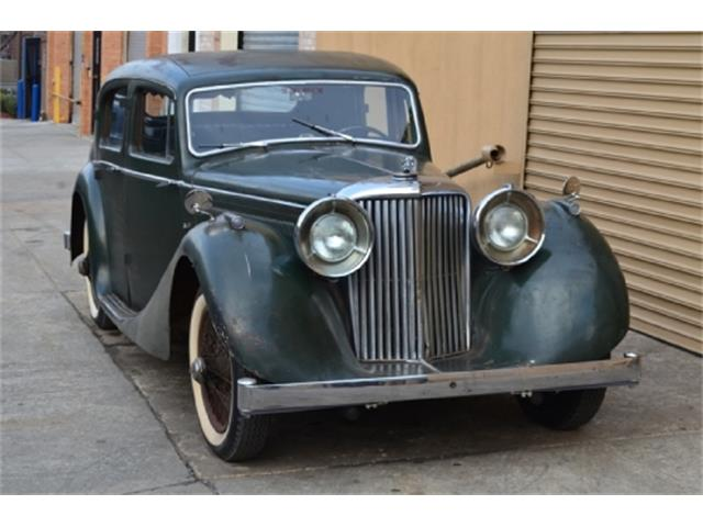 1946 Jaguar Mark IV | 504039