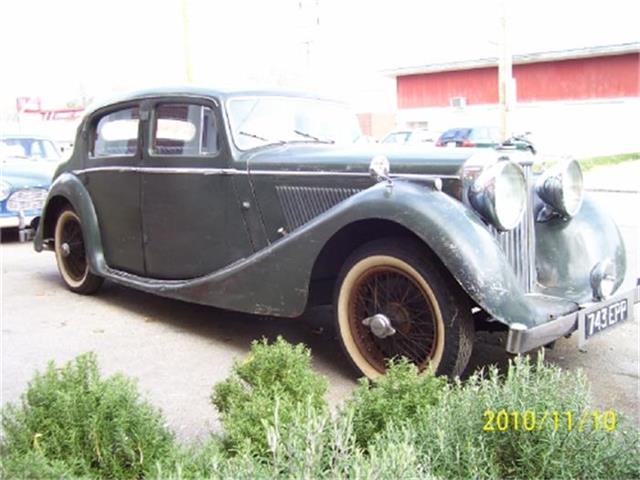 1946 Jaguar Mark IV | 504039