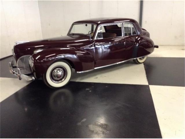 1941 Lincoln Continental | 504306