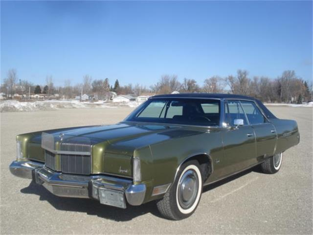 1974 Chrysler Imperial Lebaron | 504568