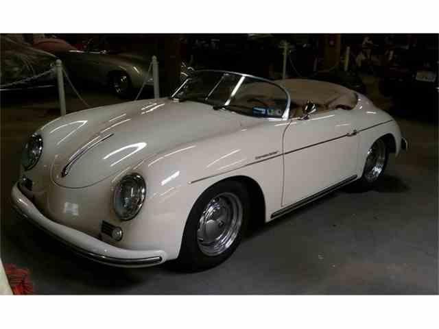 1957 Porsche Speedster | 504577