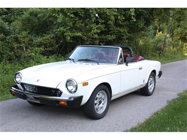 1981 Fiat Spider | 504753