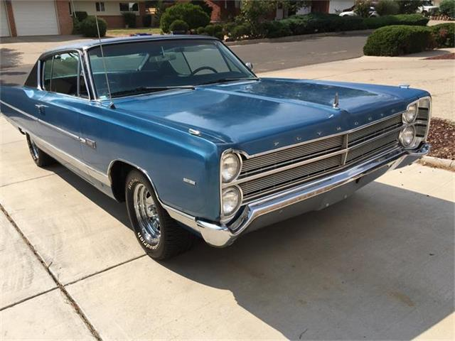 1967 Plymouth Fury Comando | 504763