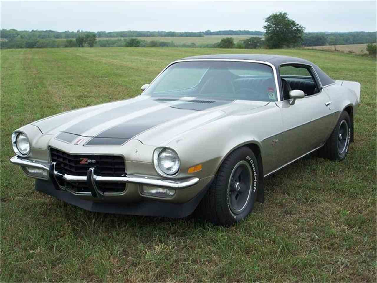 Large Picture of '73 Camaro Z28 - AUAF