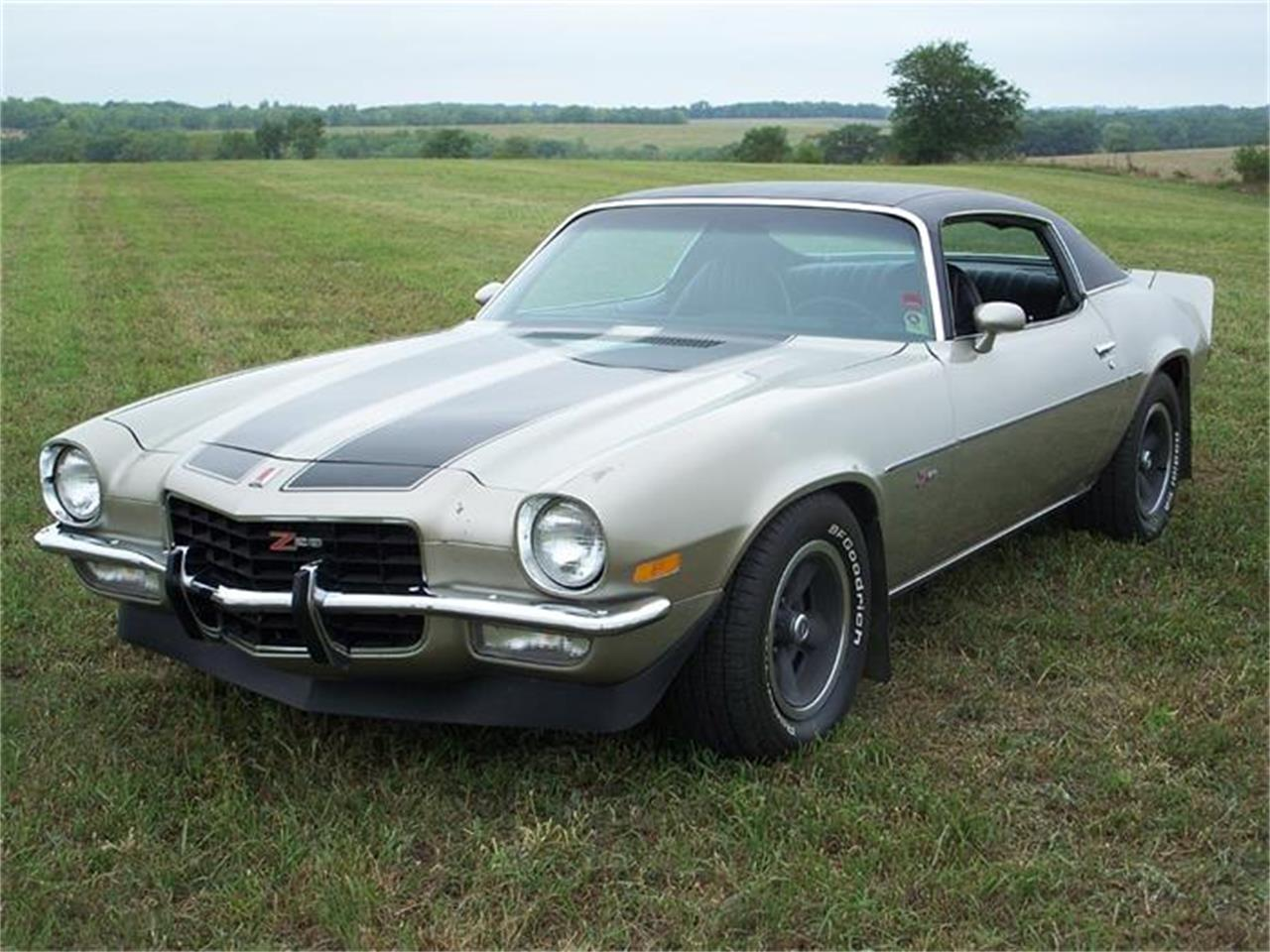 1973 chevrolet camaro z28 - photo #11