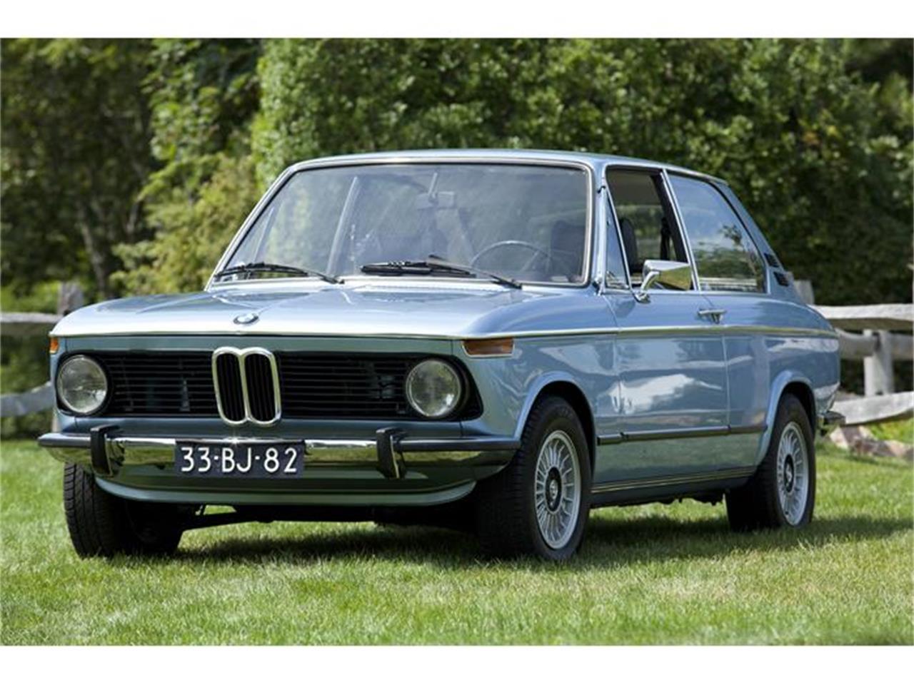 1974 Bmw 2002 For Sale Classiccars Com Cc 500601