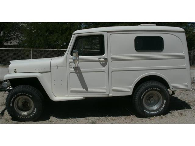 1963 Willys Utility Wagon | 507764