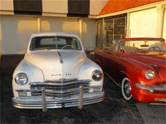 1949 Plymouth Sedan | 507914