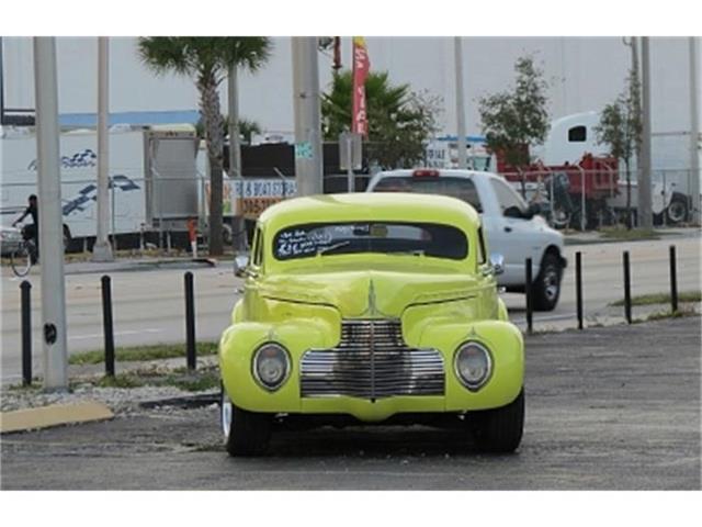 1940 Chevrolet chopped   507916