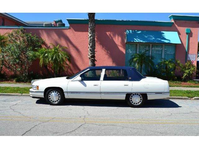 1996 Cadillac DeVille | 508083