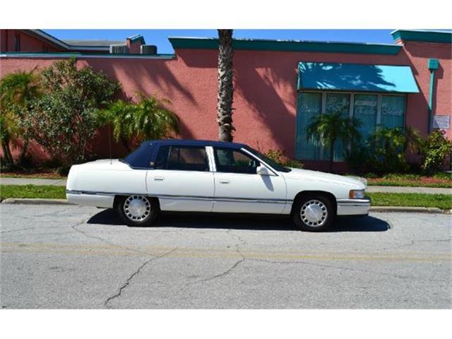 1996 Cadillac DeVille   508083