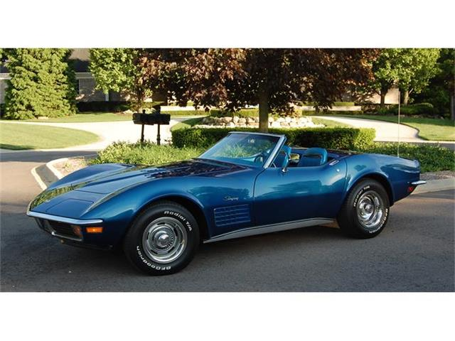 1970 Chevrolet Corvette Stingray | 508430