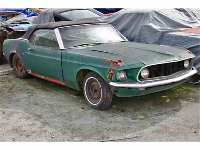 1969 Ford Mustang | 508447