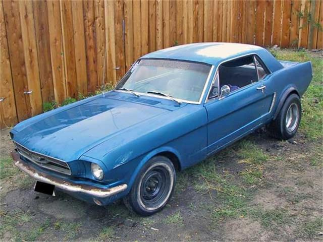 1965 Ford Mustang | 508448