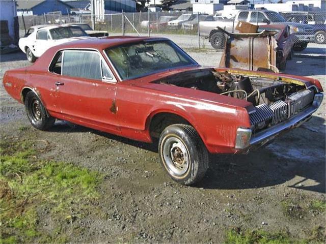 1967 Mercury Cougar | 508452