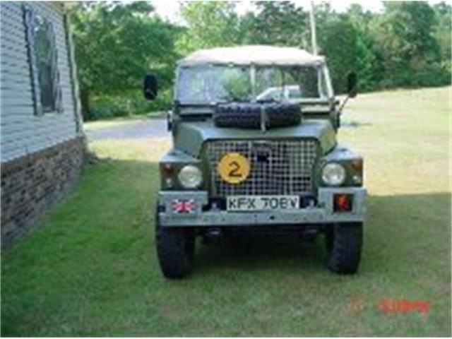 1979 Land Rover Series III | 508719