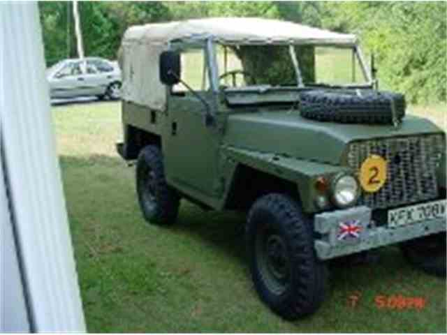 1979 Land Rover Series IIA | 508719