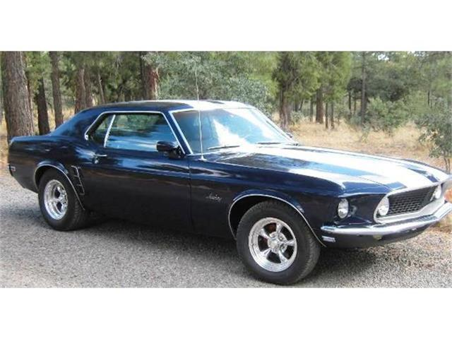 1969 Ford Mustang | 508826