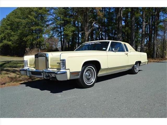 1978 Lincoln Town Car | 509159
