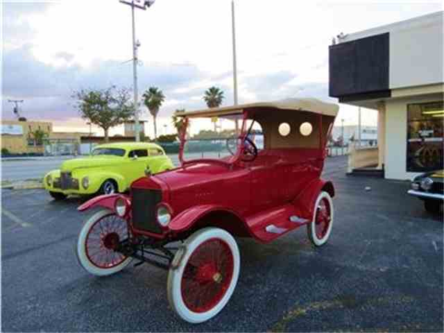 1918 Ford Model T | 509395