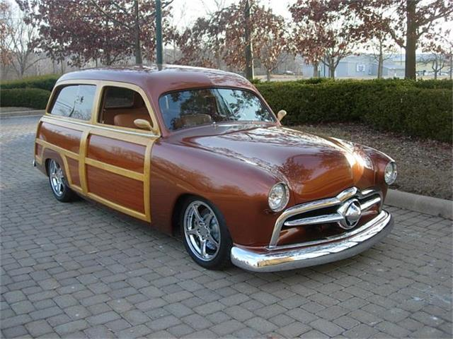 1950 Ford Wagon | 509488