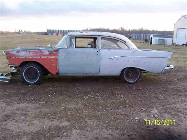 1957 Chevrolet 2-Dr Sedan | 511251
