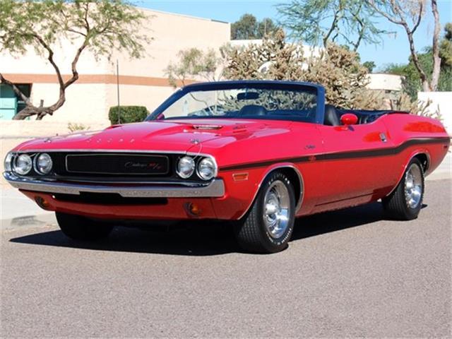 1970 Dodge Challenger R/T | 510201
