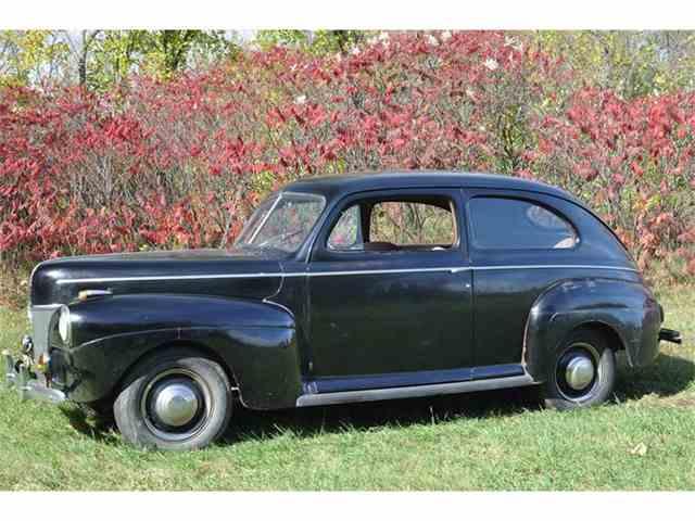 1941 Ford 2-Dr Sedan   512495