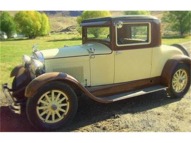 1928 Hudson Essex | 512498