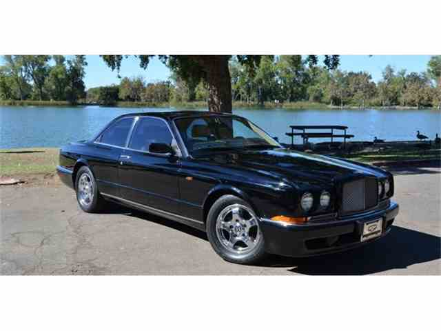 1998 Bentley Continental