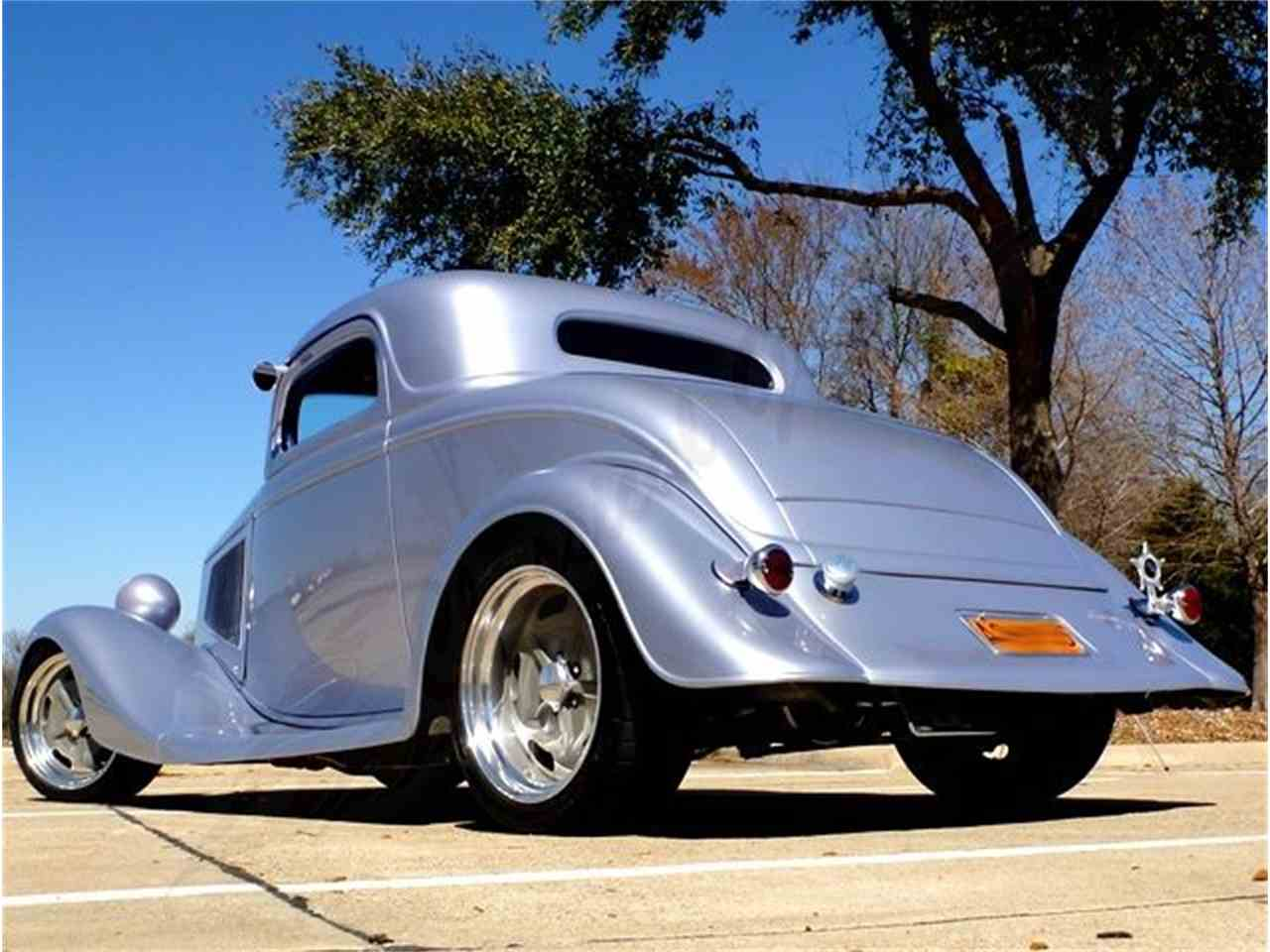 Large Picture of '34 3-Window Coupe - AXJH