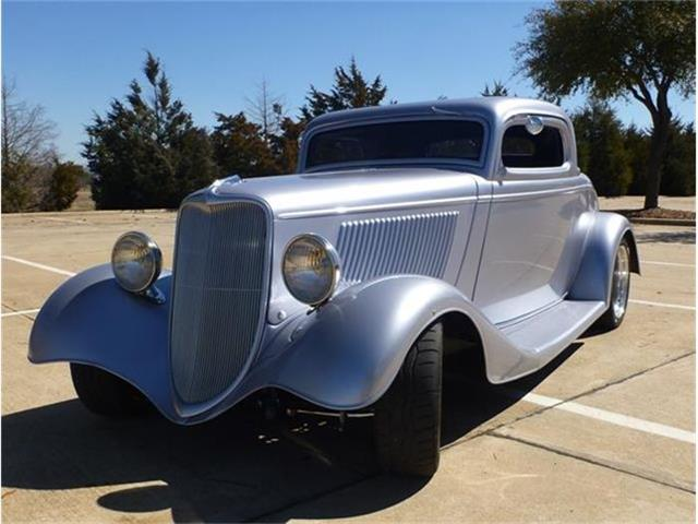 1934 Ford 3-Window Coupe | 510029