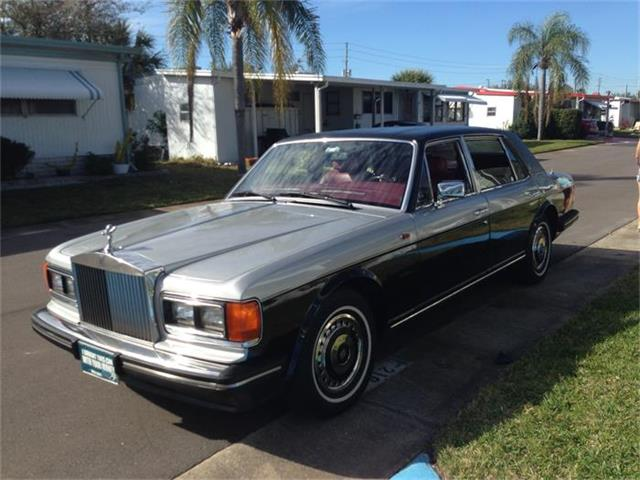1988 Rolls-Royce Silver Spur | 513216