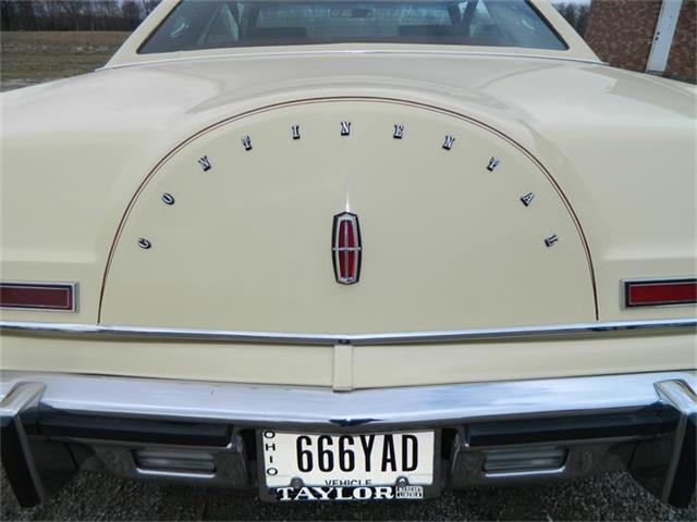 1979 Lincoln Mark V | 514670