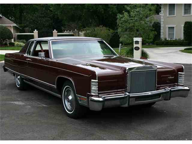 1977 Lincoln Town Coupe | 514692