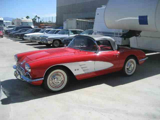 1958 Chevrolet Corvette | 510058