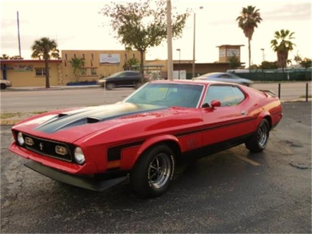 1971 Ford Mustang | 515970