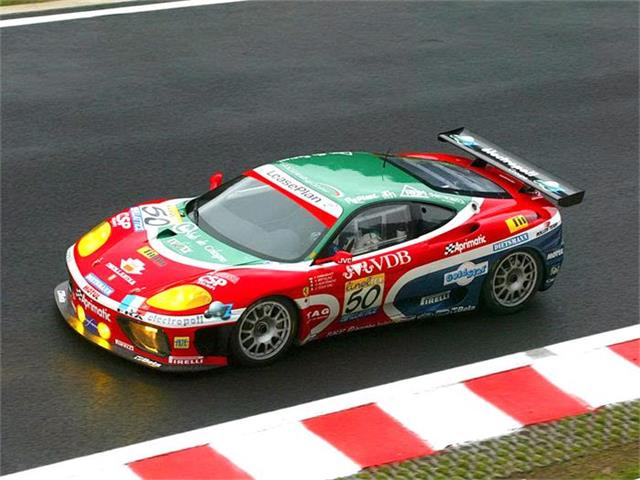 2002 Ferrari 360 GT | 516424