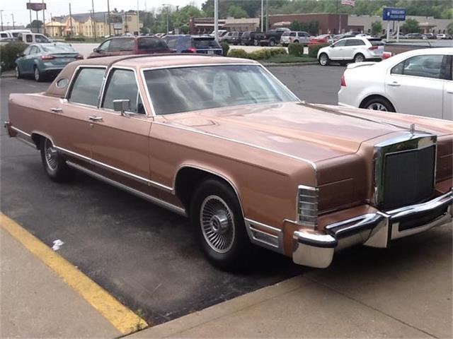 1979 Lincoln Town Car | 516503