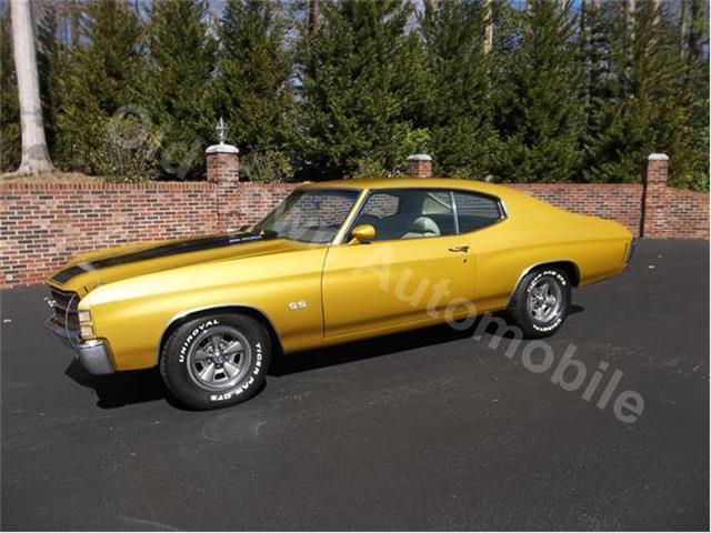 1971 Chevrolet Chevelle SS | 516521