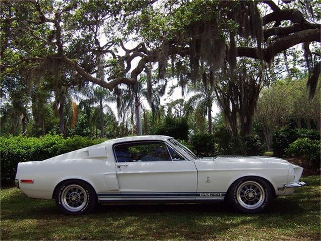1968 Shelby GT500 | 517634