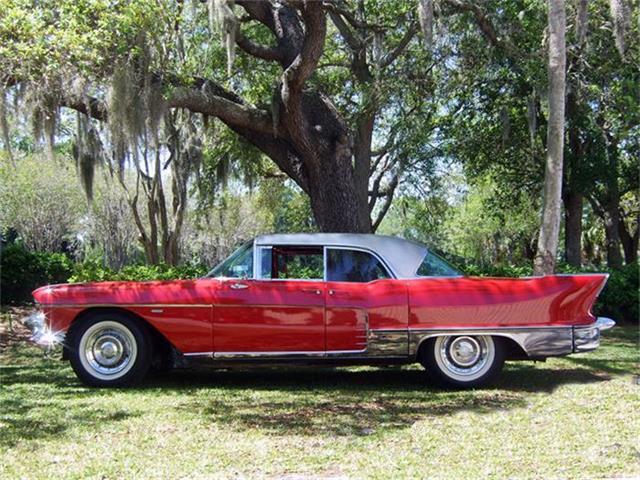 1958 Cadillac Eldorado Brougham | 517640