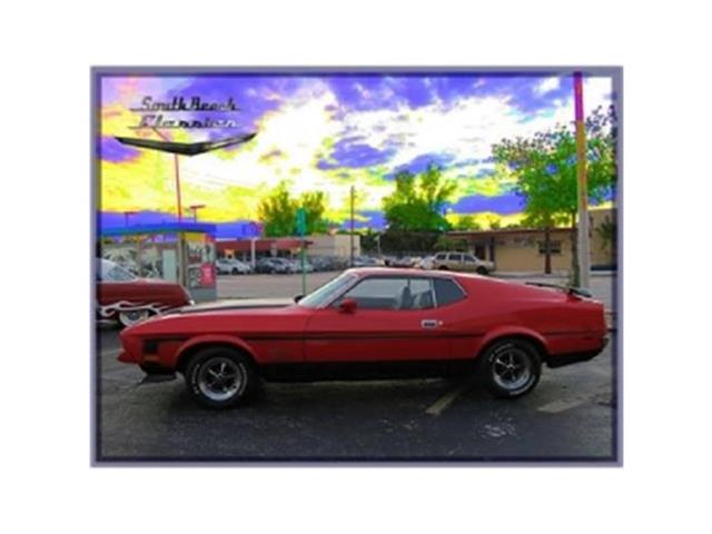 1971 Ford Mustang | 517960
