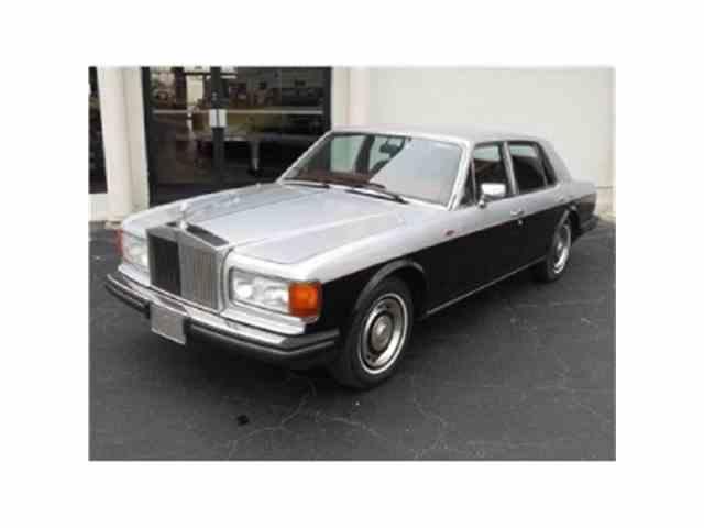 1984 Rolls-Royce Silver Spirit | 517963
