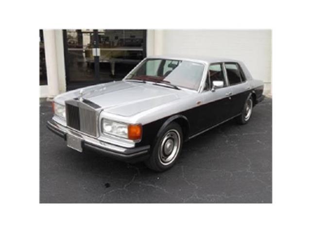 1984 Rolls-Royce Silver Spirit   517963
