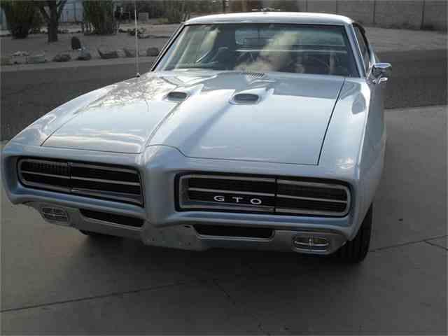 1969 Pontiac GTO | 518090
